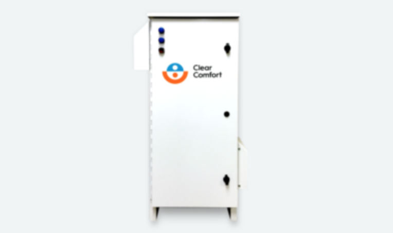 Clear Comfort CCW500 commercial AOP system