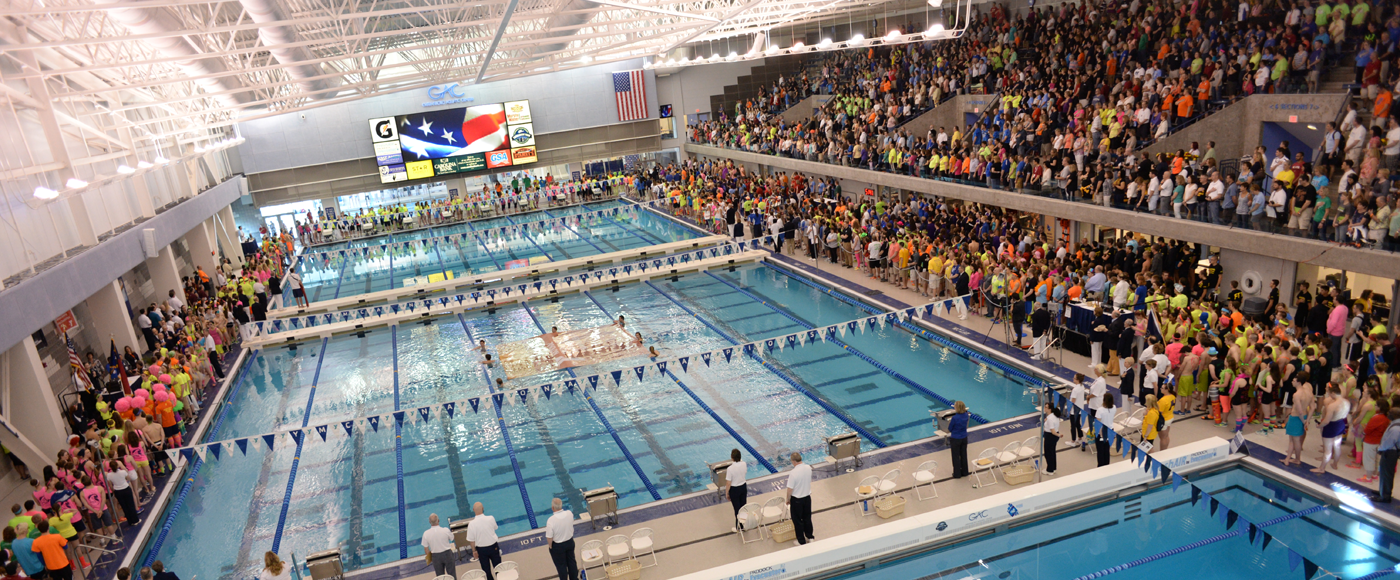 GAC, Greensboro aquatic center, aquatics venue