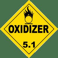 oxidizer symbol
