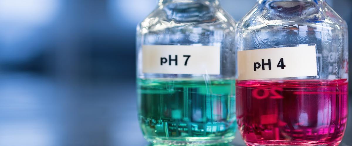 pH and alkalinity buffering