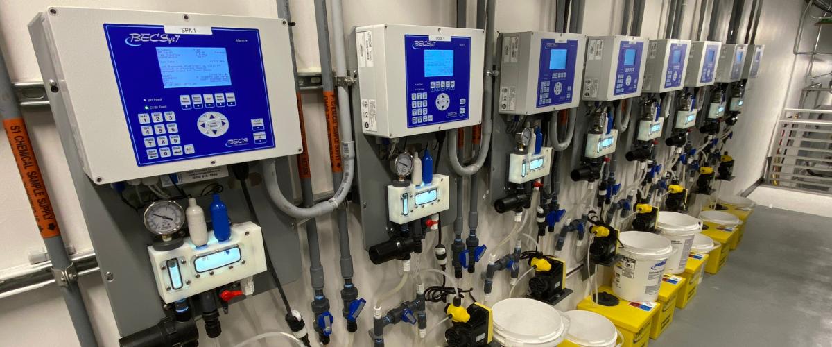 pH control, pH controllers