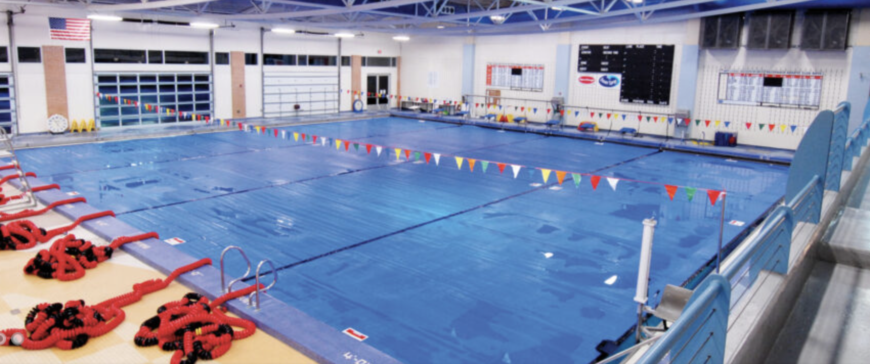 spectrum pool cover, indoor pool cover, indoor pool cover and energy savings, pool cover evaporation